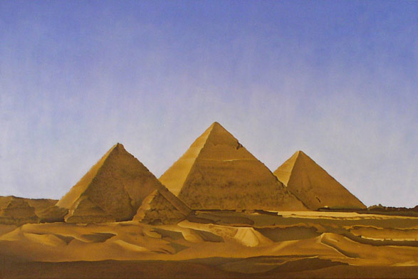 """The Ancient Egyptian Pyramids"